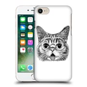 OFFICIAL TUMMEOW CATS IN BLACK AND WHITE Tongue Out Hard Back Case for Apple iPhone 7 (9_1F9_1BA98)
