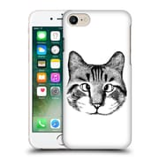 OFFICIAL TUMMEOW CATS IN BLACK AND WHITE Strabismus Hard Back Case for Apple iPhone 7 (9_1F9_1BA99)