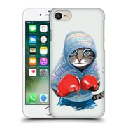 OFFICIAL TUMMEOW BOXING Cat Hard Back Case for Apple iPhone 7 (9_1F9_1DBFC)