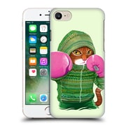 OFFICIAL TUMMEOW BOXING Cat 3 Hard Back Case for Apple iPhone 7 (9_1F9_1DBFE)