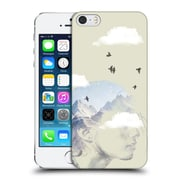 OFFICIAL VIN ZZEP DOUBLE EXPOSURE Clarity Hard Back Case for Apple iPhone 5 / 5s / SE (9_D_1E247)