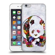 OFFICIAL ARTPOPTART ANIMALS Panda Soft Gel Case for Apple iPhone 6 Plus / 6s Plus (C_10_1A21B)