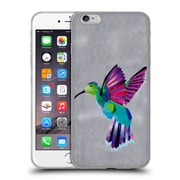 OFFICIAL ARTPOPTART ANIMALS Hummingbird Soft Gel Case for Apple iPhone 6 Plus / 6s Plus (C_10_1A21D)