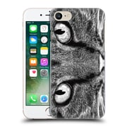 OFFICIAL TUMMEOW CATS Black and White Hard Back Case for Apple iPhone 7 (9_1F9_1B552)