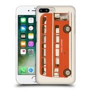 OFFICIAL FLORENT BODART VEHICLES English Bus Hard Back Case for Apple iPhone 7 Plus (9_1FA_1AFDA)