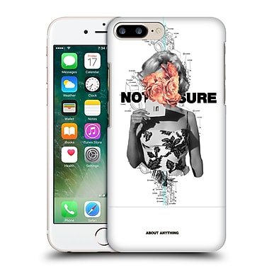 OFFICIAL FRANK MOTH RETROPOP Not Sure Hard Back Case for Apple iPhone 7 Plus (9_1FA_1C4F5)