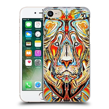 OFFICIAL GIULIO ROSSI ANIMAL ILLUSTRATIONS Lion Hard Back Case for Apple iPhone 7 (9_1F9_1BCAB)