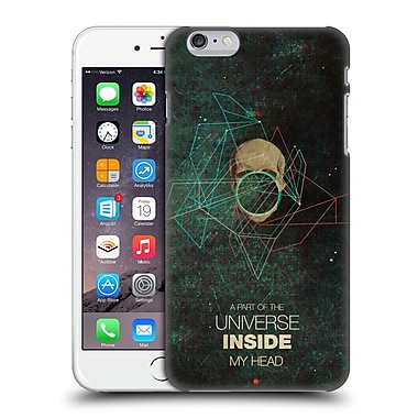 OFFICIAL FRANK MOTH SPACE Universe Hard Back Case for Apple iPhone 6 Plus / 6s Plus (9_10_1C501)