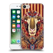 OFFICIAL GIULIO ROSSI ANIMAL ILLUSTRATIONS Sheep Hard Back Case for Apple iPhone 7 (9_1F9_1BCAF)