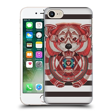 OFFICIAL GIULIO ROSSI ANIMAL ILLUSTRATIONS Red Panda Hard Back Case for Apple iPhone 7 (9_1F9_1BCAE)