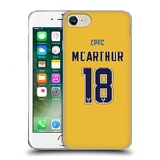 Official Crystal Palace FC 2016/17 Players Away Kit James Mcarthur Soft Gel Case for Apple iPhone 7 (C_1F9_1E63A)