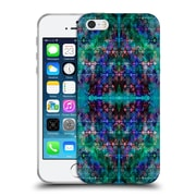 OFFICIAL AMY SIA KALEIDOSCOPE Ocean Lace Soft Gel Case for Apple iPhone 5 / 5s / SE (C_D_1AB5D)
