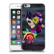 OFFICIAL ARTPOPTART POP CULTURE Sad Skull Soft Gel Case for Apple iPhone 6 Plus / 6s Plus (C_10_1A22F)