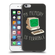 Official DINOMIKE FUN ILLUSTRATIONS My Memory Is Terrible Soft Gel Case for Apple iPhone 6 Plus / 6s Plus (C_10_1BB20)