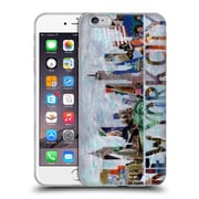 OFFICIAL ARTPOPTART TRAVEL New York Soft Gel Case for Apple iPhone 6 Plus / 6s Plus (C_10_1A231)