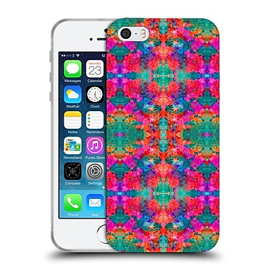 OFFICIAL AMY SIA KALEIDOSCOPE 2 Psychedelic Soft Gel Case for Apple iPhone 5 / 5s / SE (C_D_1AB67)