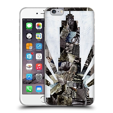 OFFICIAL ARTPOPTART TRAVEL Empire State Soft Gel Case for Apple iPhone 6 Plus / 6s Plus (C_10_1A234)