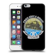 OFFICIAL AEROSMITH TOUR Train Kept Rolling Soft Gel Case for Apple iPhone 6 Plus / 6s Plus (C_10_1D6A9)