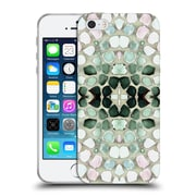 OFFICIAL AMY SIA KALEIDOSCOPE 2 Pastel Pebble Soft Gel Case for Apple iPhone 5 / 5s / SE (C_D_1AB64)