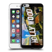 OFFICIAL ARTPOPTART TRAVEL Hollywood Soft Gel Case for Apple iPhone 6 Plus / 6s Plus (C_10_1A232)