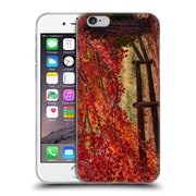 Official DARREN WHITE FALL COLOURS Autumn Splendor Soft Gel Case for Apple iPhone 6 / 6s (C_F_1B1B9)