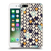OFFICIAL FLORENT BODART PATTERNS 2 Triangles Hard Back Case for Apple iPhone 7 Plus (9_1FA_1AFCC)