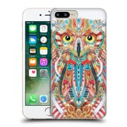 OFFICIAL GIULIO ROSSI ANIMAL ILLUSTRATIONS Eagle Owl Hard Back Case for Apple iPhone 7 Plus (9_1FA_1BCA8)