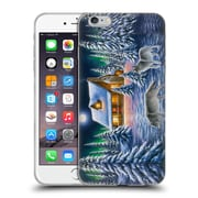 Official CHUCK BLACK CABIN Nighttime Prowl Soft Gel Case for Apple iPhone 6 Plus / 6s Plus (C_10_1AE80)
