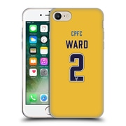Official Crystal Palace FC 2016/17 Players Away Kit Joel Ward Soft Gel Case for Apple iPhone 7 (C_1F9_1E634)