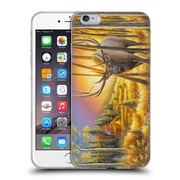 Official CHUCK BLACK DEER FAMILY That One Moment Soft Gel Case for Apple iPhone 6 Plus / 6s Plus (C_10_1AE8B)