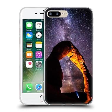 Official Darren White Heavens Jackson Lake Milky Way Soft Gel Case for Apple iPhone 7 Plus (C_1FA_1B1C3)