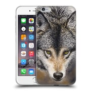 Official CHUCK BLACK CANINE Nature's Beauty Soft Gel Case for Apple iPhone 6 Plus / 6s Plus (C_10_1AE86)
