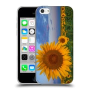 OFFICIAL DARREN WHITE WILD FLOWER PLANTS AND BLOOMS Sunny Side Up Soft Gel Case for Apple iPhone 5c (C_E_1B1E2)