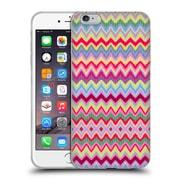 OFFICIAL AMY SIA DECORATIVE PATTERNS Chevron Soft Gel Case for Apple iPhone 6 Plus / 6s Plus (C_10_1AB3F)