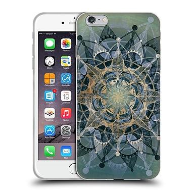 OFFICIAL BRENDA ERICKSON CHAKRAS Heart Soft Gel Case for Apple iPhone 6 Plus / 6s Plus (C_10_1DDBC)