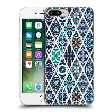 OFFICIAL IULIIA LELEKOVA PATTERNS Patchwork Moroccan Tile Hard Back Case for Apple iPhone 7 Plus (9_1FA_1D2E2)