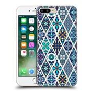OFFICIAL IULIIA LELEKOVA PATTERNS Patchwork Moroccan Tile Hard Back Case for Apple iPhone 7 Plus (9_1FA_1D2E2)