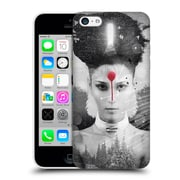 OFFICIAL VIN ZZEP DOUBLE EXPOSURE Red Angel Hard Back Case for Apple iPhone 5c (9_E_1E250)
