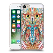 OFFICIAL GIULIO ROSSI ANIMAL ILLUSTRATIONS Eagle Owl Hard Back Case for Apple iPhone 7 (9_1F9_1BCA8)