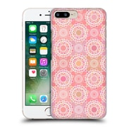 OFFICIAL IULIIA LELEKOVA PATTERNS Pink Vintage Hard Back Case for Apple iPhone 7 Plus (9_1FA_1D2D9)
