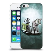 OFFICIAL TUMMEOW CATS 2 Owl Hard Back Case for Apple iPhone 5 / 5s / SE (9_D_1BA8F)