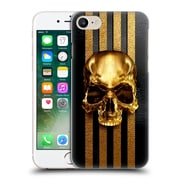OFFICIAL GIULIO ROSSI SKULLS Golden 2 Hard Back Case for Apple iPhone 7 (9_1F9_1BCCC)