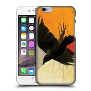OFFICIAL VIN ZZEP BIRDS Pitch Of A Raven Hard Back Case for Apple iPhone 6 / 6s (9_F_1E23C)