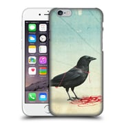 OFFICIAL VIN ZZEP BIRDS Freedom Black Crow Hard Back Case for Apple iPhone 6 / 6s (9_F_1E23A)