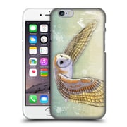 OFFICIAL VIN ZZEP BIRDS Barn Owl Labrynth Hard Back Case for Apple iPhone 6 / 6s (9_F_1E239)