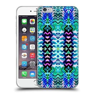 OFFICIAL AMY SIA TROPICAL Blue Soft Gel Case for Apple iPhone 6 Plus / 6s Plus (C_10_1AB7A)
