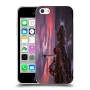 OFFICIAL DARREN WHITE SUNRISES AND SUNSETS Portland Head Soft Gel Case for Apple iPhone 5c (C_E_1B1DB)