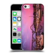 OFFICIAL DARREN WHITE SUNRISES AND SUNSETS Yaquina Bay Soft Gel Case for Apple iPhone 5c (C_E_1B1DF)
