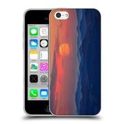 OFFICIAL DARREN WHITE SUNRISES AND SUNSETS Supermoon Soft Gel Case for Apple iPhone 5c (C_E_1B1DE)
