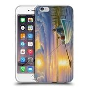 Official CHUCK BLACK LANDSCAPE Unforgettable Moments Soft Gel Case for Apple iPhone 6 Plus / 6s Plus (C_10_1AE90)